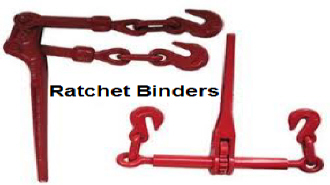 Ratchet Binders
