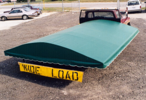 Wide Load Sign